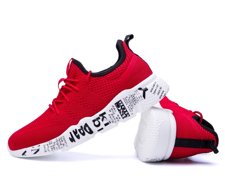 Men's Summer Breathable Mesh Sneakers