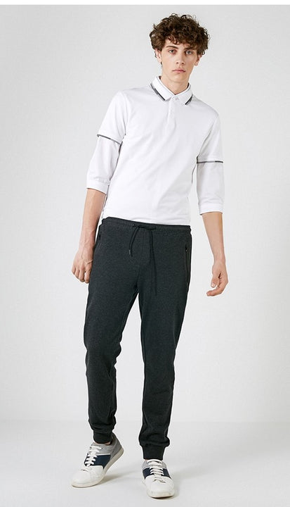 Men's Summer Casual Cotton Sports Pants