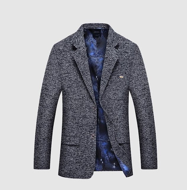 Men's Spring/Autumn Slim Fit Blazer