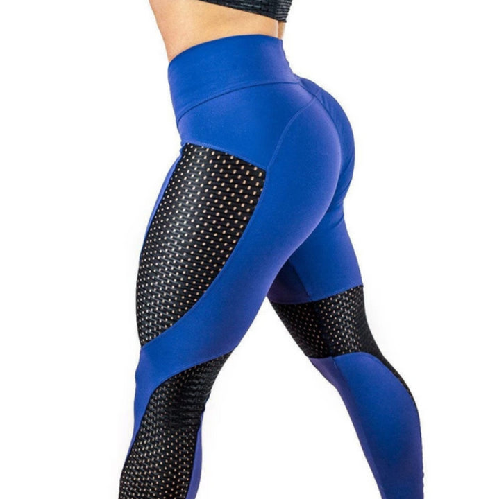 Women's Summer Elastic High Waist Quick-Dry Workout Leggins