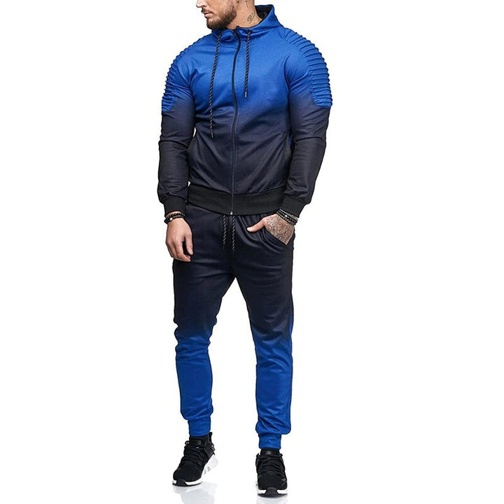 Men's Spring Casual Fitness Tracksuit | Men's Sporting Outwear
