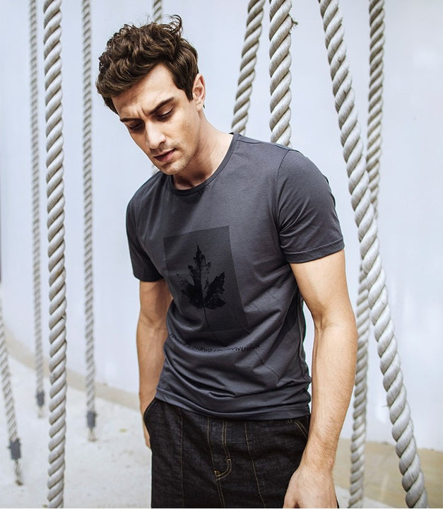 Men's Summer Casual Slim Fit T-Shirt