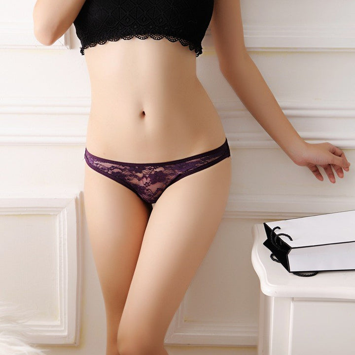 Women's Lace Underwear - Zorket