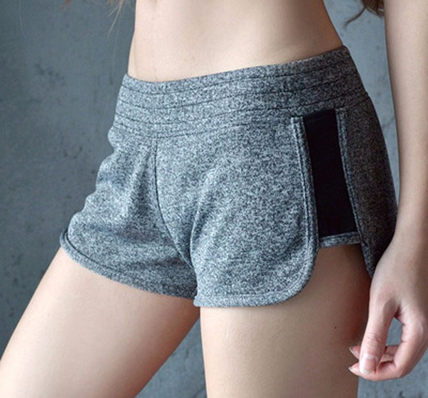 Shorts – Women's Fitness Shorts With Elastic Waist | Zorket