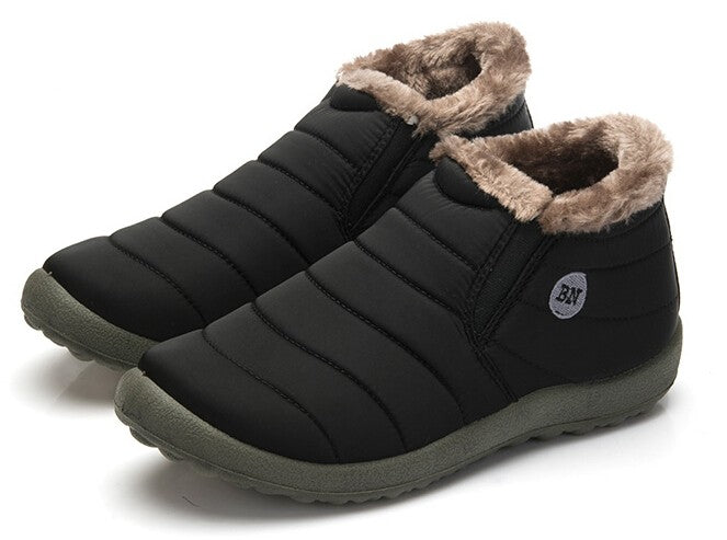 Men's Winter Warm Snow Casual Boots