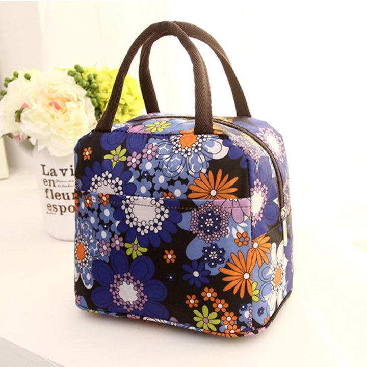Women's Summer Thermal Lunch Bag