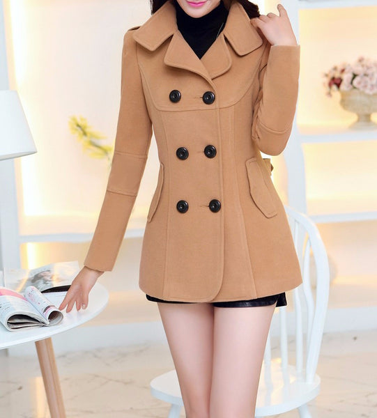Trench Coat – Warm Trench Coat of Cotton for Winter Season | Zorket