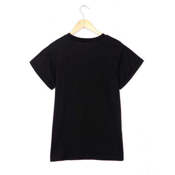 T-Shirt – Stylish Women's Long T-Shirt With Short Sleeves | Zorket