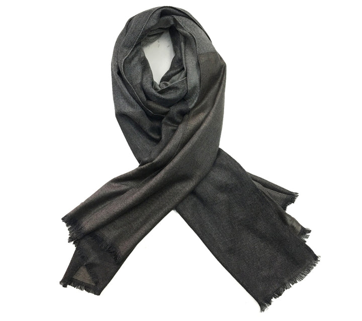 Men's Autumn/Winter Warm Imitation Cashmere Scarf