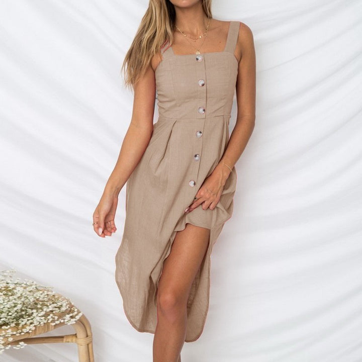 Women's Summer Vintage Casual Dress