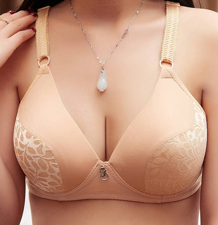 Women's Сoloured Push Up Bra