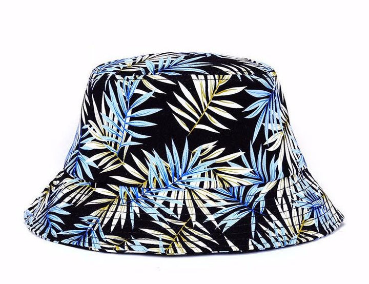 Men's Summer Floral Panama