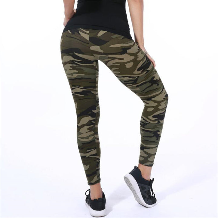 Women's Spring Elastic Skinny Leggings