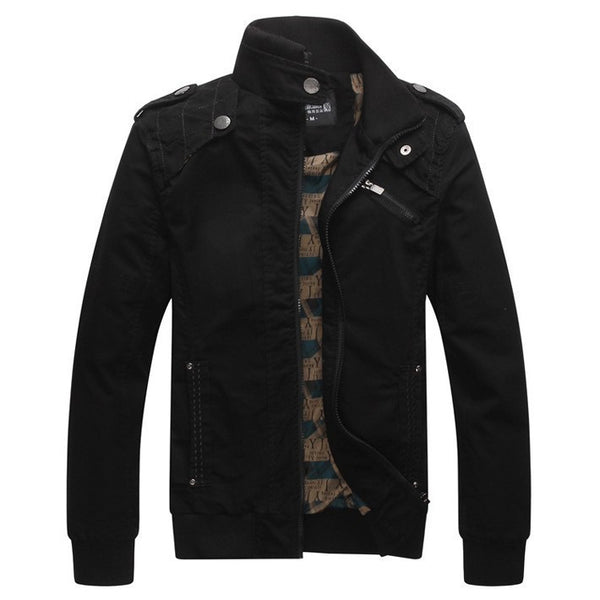 Jacket – Men's Fashion Casual Spring / Autumn Jacket | Zorket