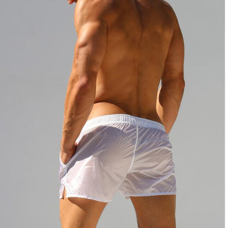 Men's Transparent Swimming Shorts