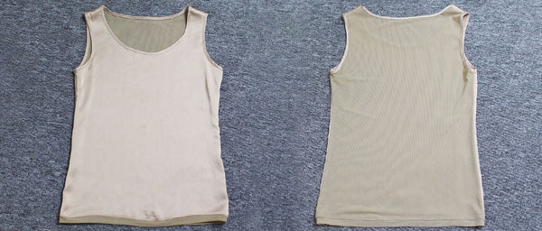 Tank Top – Summer Female Silk Solid Tank Top | Zorket