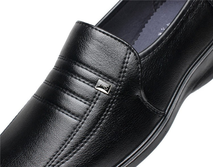 Flats – Men's Casual Solid Color  Formal Shoes | Zorket