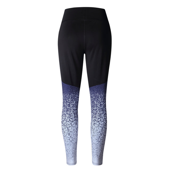 Women's Summer Stretchy Gradient Fitness Leggings