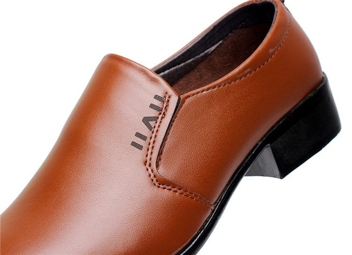Men's Formal Flat Shoes - Zorket