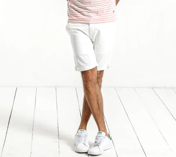 Men's Summer Solid Knee Length Shorts