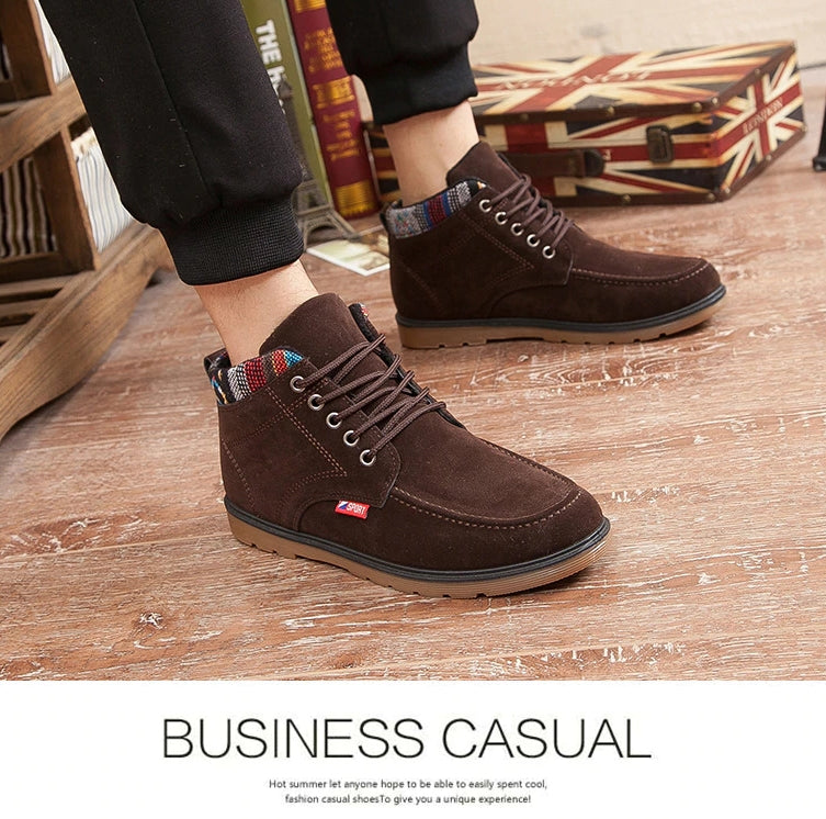 Men's Winter Casual Demi-season Warm Shoes