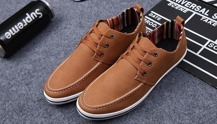 Spring Casual Flat Breathable Shoes - Zorket