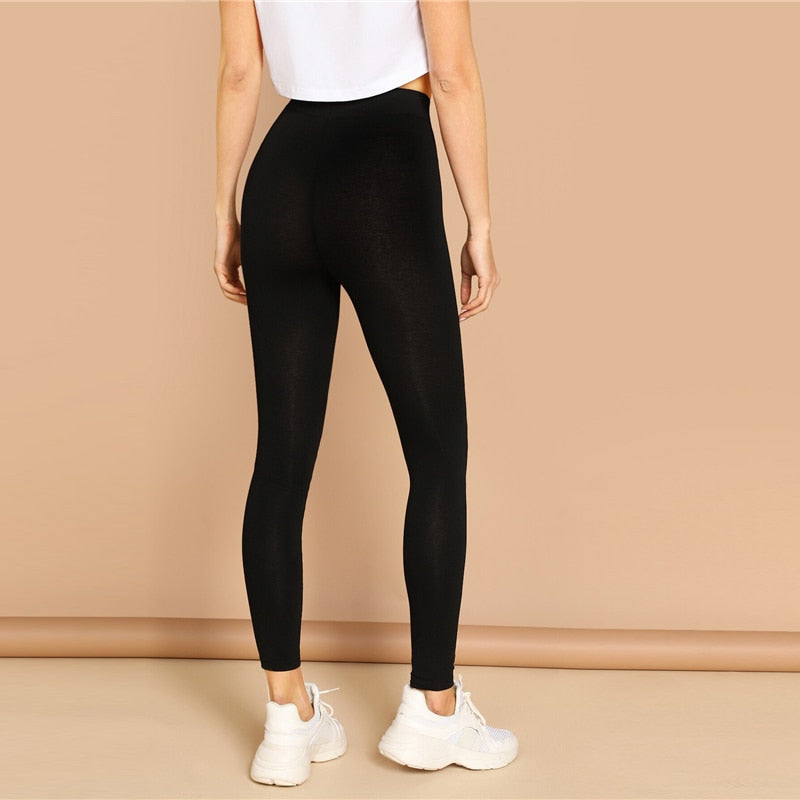 Women's Autumn Stretchy Workout Leggings