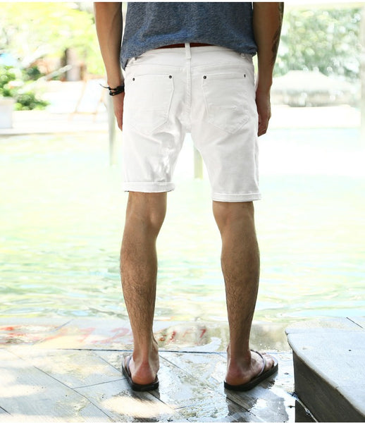 Denim Shorts – Men's Slim Regular Casual Denim Shorts | Zorket