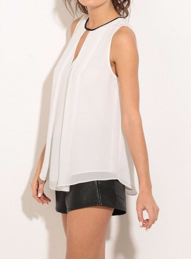 Blouse – Women's Summer Chiffon Blouse | Zorket