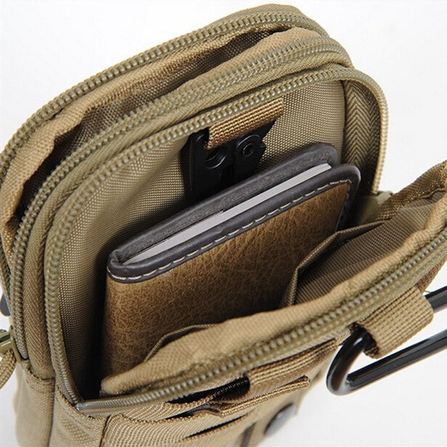 Tactical Waterproof Casual Waist Pack - Zorket