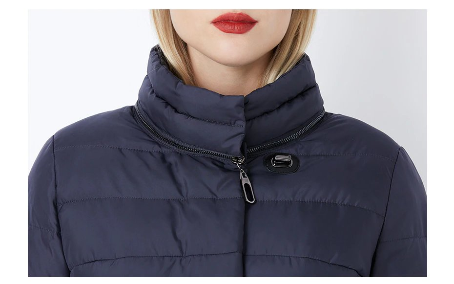 Women's Winter Stylish Warm Hooded Parka