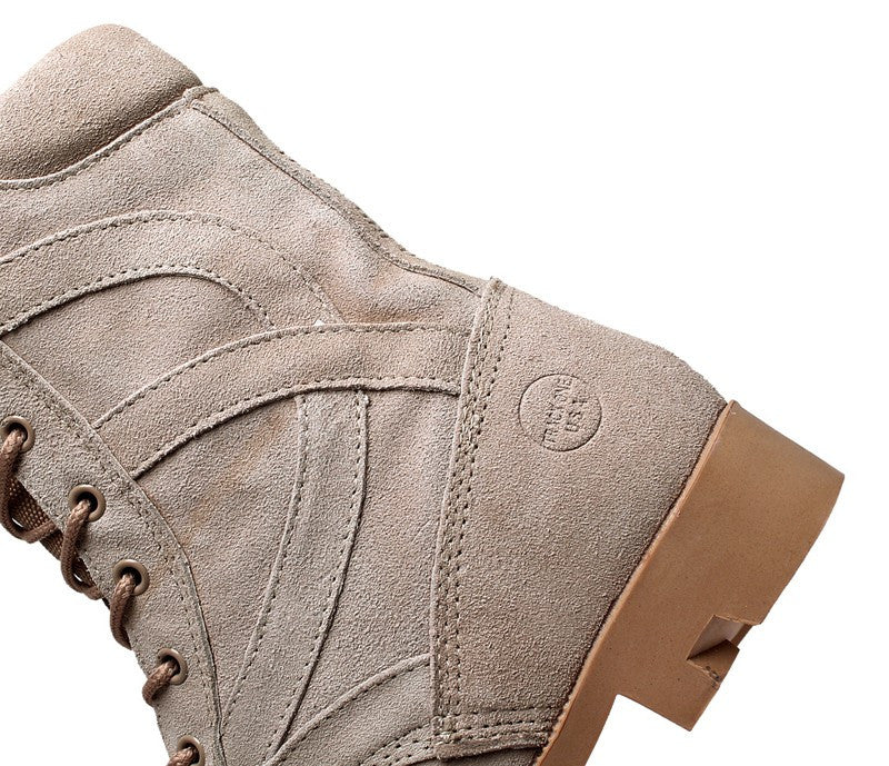 Men's Tactical Desert Boots - Zorket