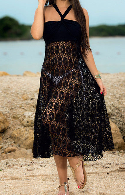 Thin Lace Cover Up - Zorket