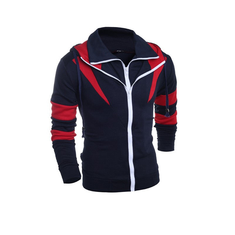 Hoodies & Sweatshirts – Men's Casual Slim Fit High Quality Hooded Sweatshirt | Zorket