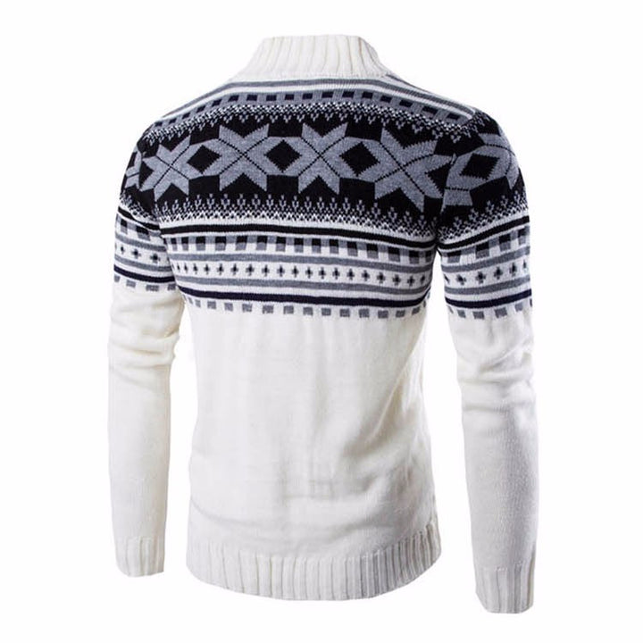Warm Winter Sweater For Men - Zorket