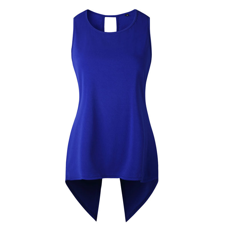 Women's Summer Sleeveless Shirt - Zorket