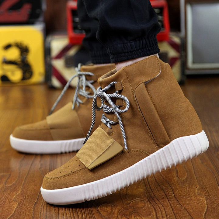 Men's Casual Winter Comfortable Boots - Zorket