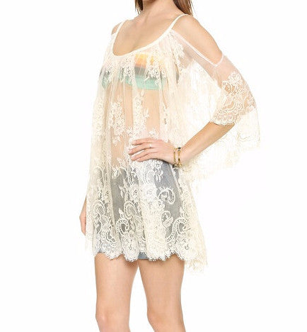 Dress – Summer Loose Lace Dress | Zorket