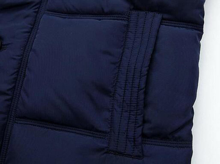 Men's Thick Casual Warm Down Jacket - Zorket