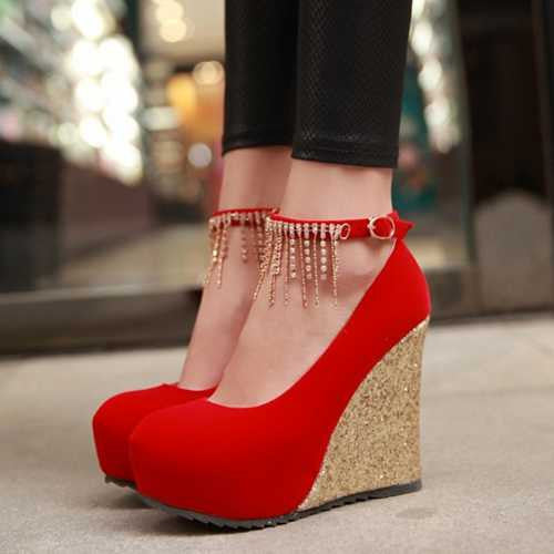 Pumps – High Quality Round Toe Women's Shoes On Platform | Zorket