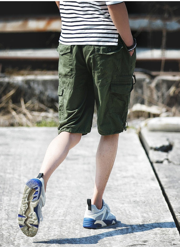 Men's Classic Casual Comfortable Shorts - Zorket