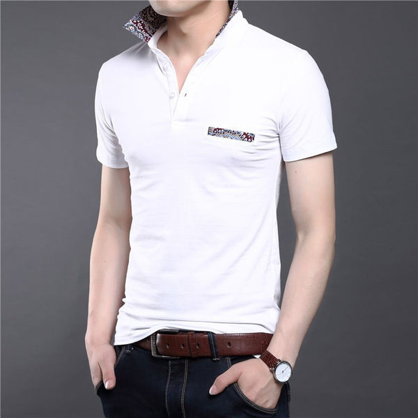 T-Shirt – Men's 100% Cotton Slim Fit Short Sleeve T-Shirt | Zorket