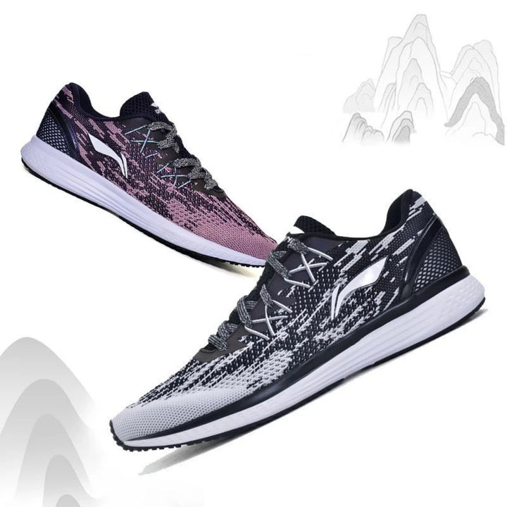 Women's Breathable Textile Light Sport Sneakers