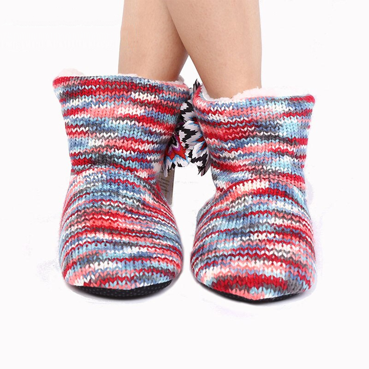 Women's Winter Warm Soft Home Slippers