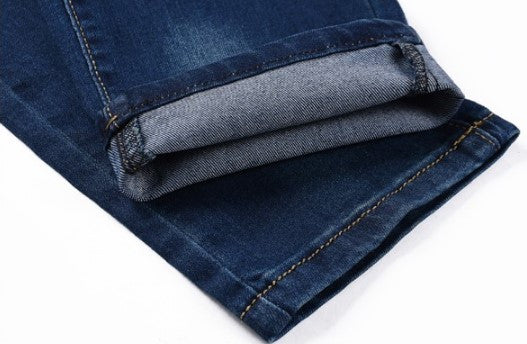 Jeans – Men's Cotton Slim Casual Jeans | Zorket