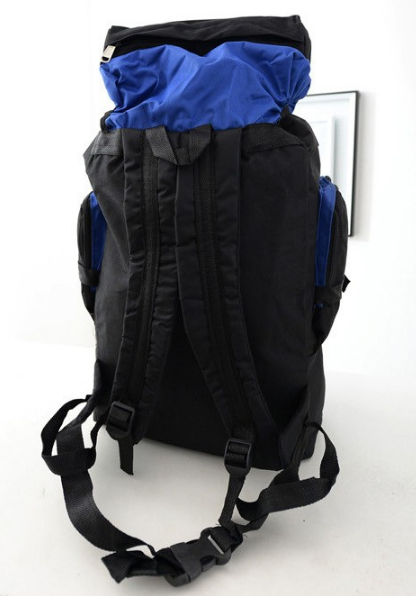 Camping Backpack – 60 Liters Large Capacity Multifunction Travel Backpack | Zorket