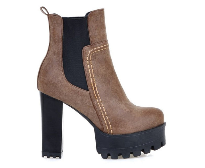Boots – Handmade High Heels Autumn Boots For Women | Zorket