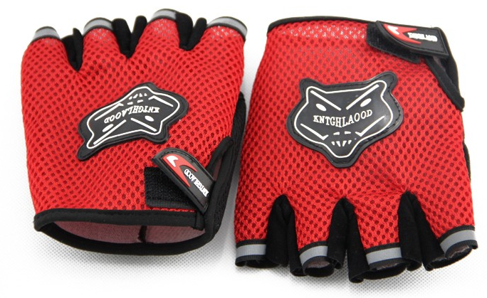 Sports Anti Slip Gym Gloves For Men