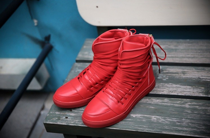 Stylish Hip-Hop Boots For Men - Zorket