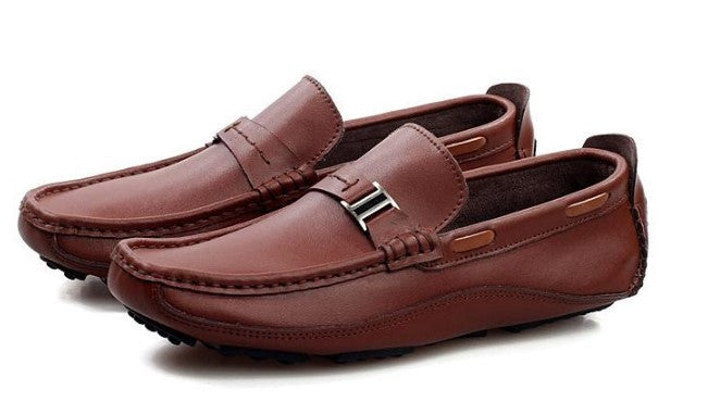 Loafers – Genuine Leather Men's High Quality Casual Loafers | Zorket